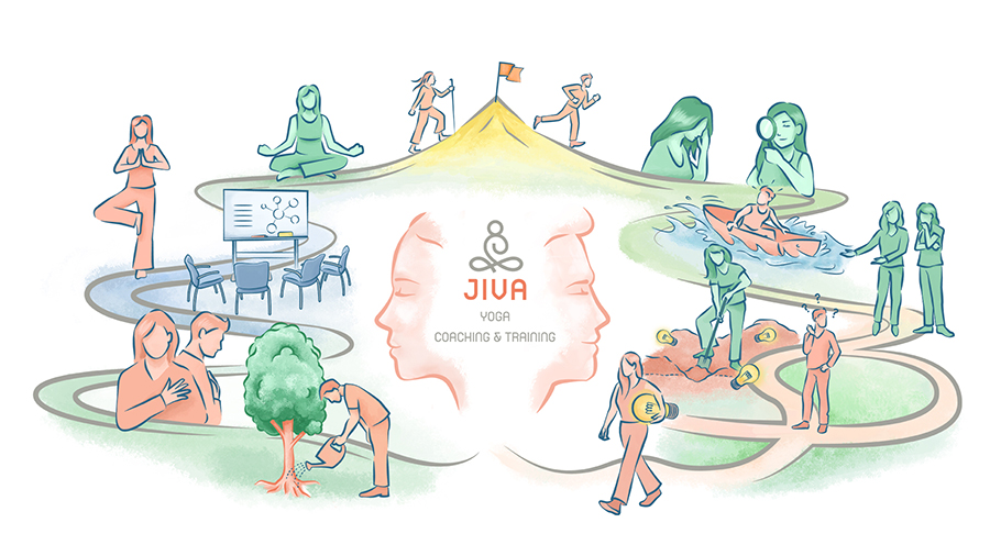 Jiva Coaching illustration